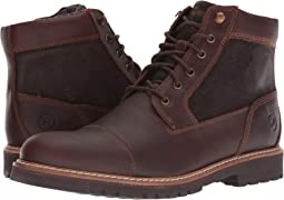 Marshall Rugged Cap Toe