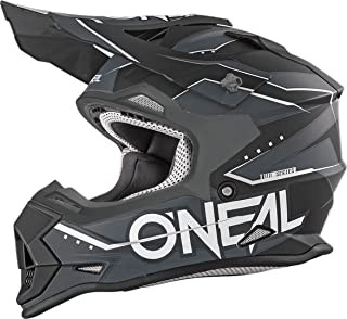 "O""NEAL 2 Series Slingshot Youth Kinder Motocross Enduro MTB Helm blau/schwarz/weiß 2018 Oneal: Größe: S 49/50 cm"