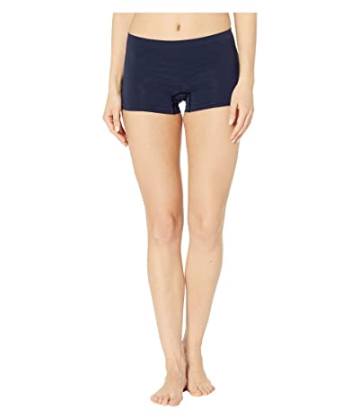Smartwool Merino Seamless Boyshorts (Deep Navy) Women