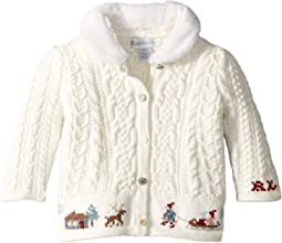 Aran-Knit Cardigan (Infant)