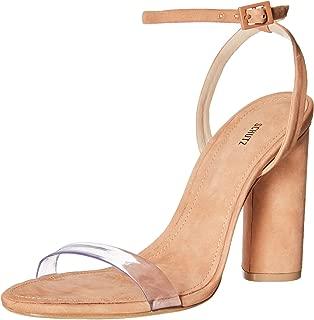 SCHUTZ Women's Geisy PVC Block Heel Sandals