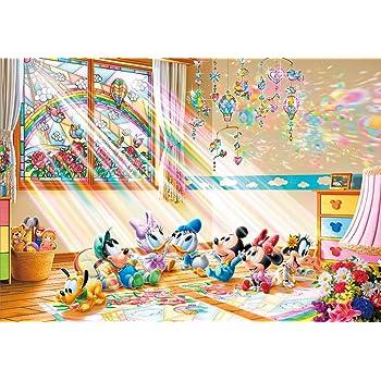 1000ピース ジグソーパズル ディズニー お陽さまからの贈りもの (51x73.5cm)