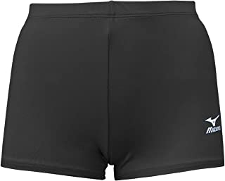 Girls/Women's Spandex Volleyball Competition Shorts Drylite Polyester Low Rise