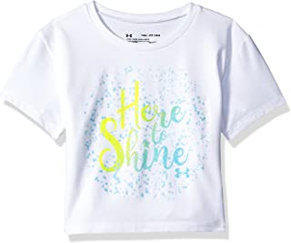 Under Armour Girls Under Armour Girls Here To Shine Short Sleeve Tee Short Sleeve