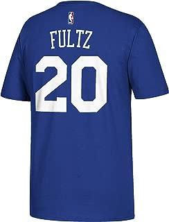 Adidas Fultz Sixers Name/# S/S Tshirt ( 3720A-73PTQ6K )