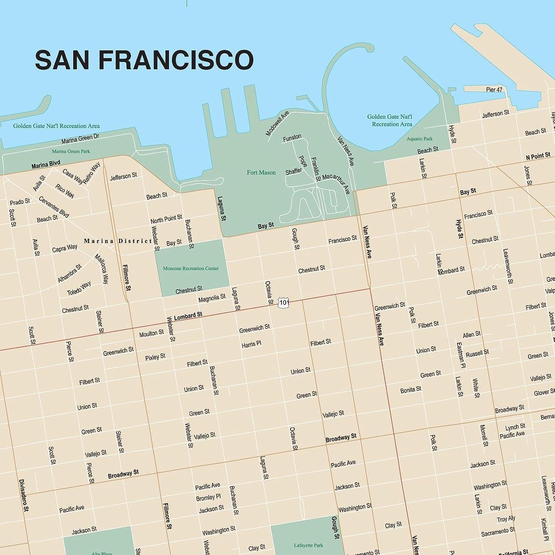 Design Ideas Puzzle Map Multicolor