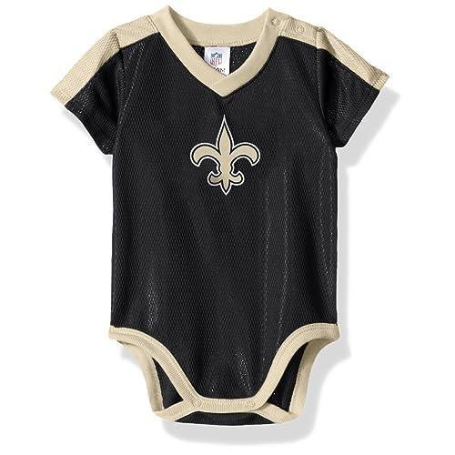 bee4e9b7 New Orleans Saints Baby Clothes: Amazon.com