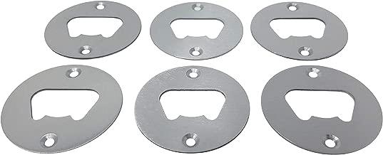 Stainless Steel Bottle Opener Insert DIY Kit (6)
