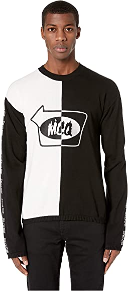 Gas Stop Crew Neck Sweater