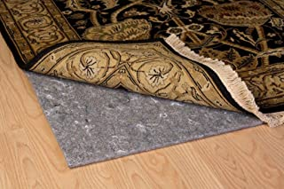 Duo-Lock Reversible Felt and Rubber Non-Slip Rug Pad, Size: 8' x 11' Rug Pad