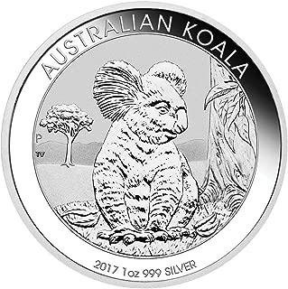 2017 koala silver coin