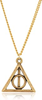 Alex and Ani Harry Potter Deathly Hallows Expandable Necklace