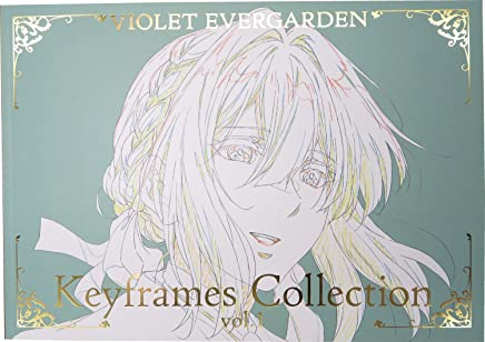 Amazon com: Violet Evergarden: Books