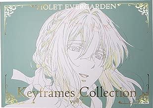 Kyoto Animation Violet Evergarden Keyframes Collection vol.1