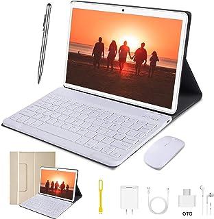 Tablette Tactile Ecran 10 Pouces – WiFi/4G Doule SIM 64Go 3Go RAM 6500mAh Batterie..