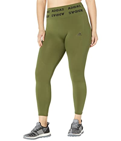 adidas Plus Size Aeroknit 7/8 Tights Women