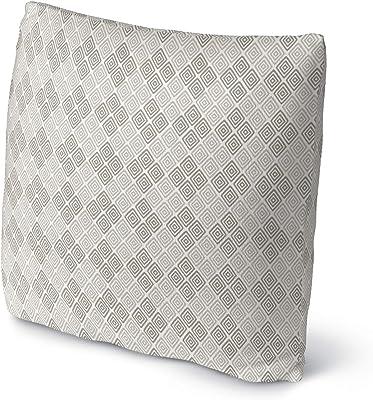 Amazon.com: The Pillow Collection Rashard Geometric Down ...