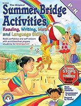 Summer Bridge Activities: Preschool to Kindergarten