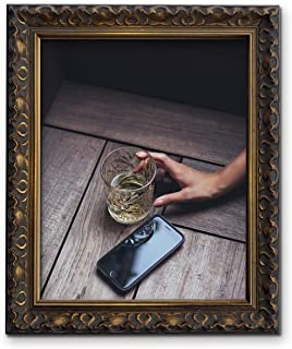 Tailored Frames Vienna - Marco de Fotos de Madera para Colgar en la Pared, 50 x 40 cm