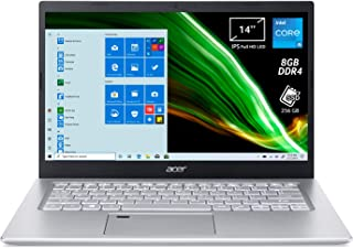 "Acer Aspire 5 A514-54-57E7 PC Portatile, Notebook, Intel Core i5-1135G7, Ram 8 GB DDR4, 256 GB PCIe NVMe SSD, Display 14"" ..."