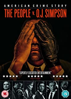 The People V. O.J. Simpson - American Crime Story [Region 2]