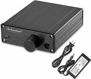 Nobsound 200W (100W x 2) Mini 2.0 Channel Hi-Fi Stereo Audio Amplifier Digital Power Amp with NE5532 Preamp for Home Speak...