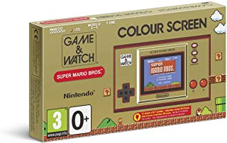 Game & Watch Super Mario Bros Nintendo Console