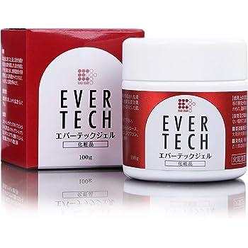 エバーテック ジェル 100g ハンドクリーム 除菌 保湿 保護 のトリプル効果 手荒れ あかぎれ ひび割れ 塗る手袋