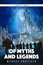 Of Myths and Legends: A LitRPG Fantasy Series (Emerilia Book 9) (English Edition)