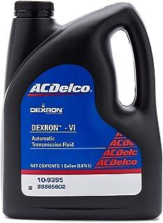 ACDelco 10-9395 Dexron VI Automatic Transmission Fluid - 1 gal