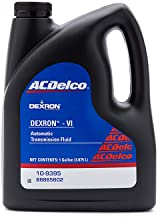 Best ACDelco 10-9395 Dexron VI Automatic Transmission Fluid - 1 Gal Review