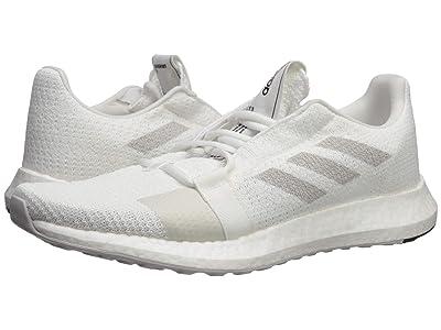 adidas Running SenseBOOST GO (Footwear White/Grey One/Core Black) Women