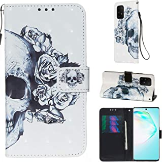 جراب StarCity لهاتف Samsung Galaxy S10 Lite، [ميزة المسند] جراب محفظة Galaxy S10 Lite للنساء والفتيات، جراب قلاب ثلاثي الأ...