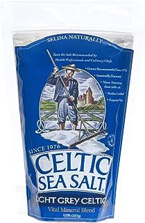 CELTIC LIGHT GREY COARSE SEA SALT 8 OZ