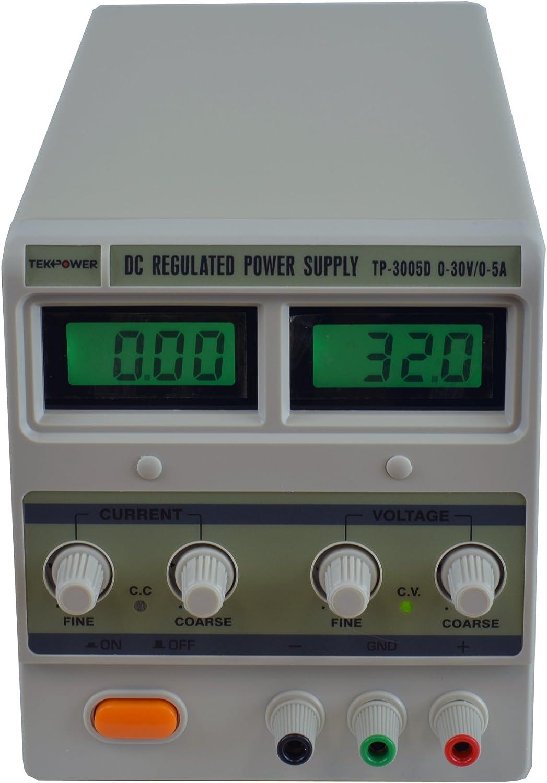 Kaito HY3005D 30V/5A Single-Output DC Power Supply