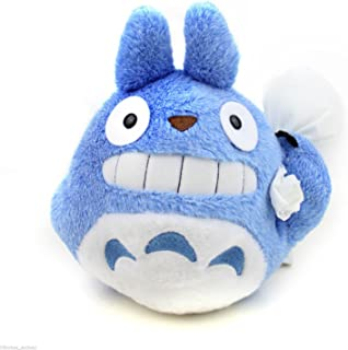 My Neighbour Totoro - Blue Totoro Carrying a Bag M 19cm