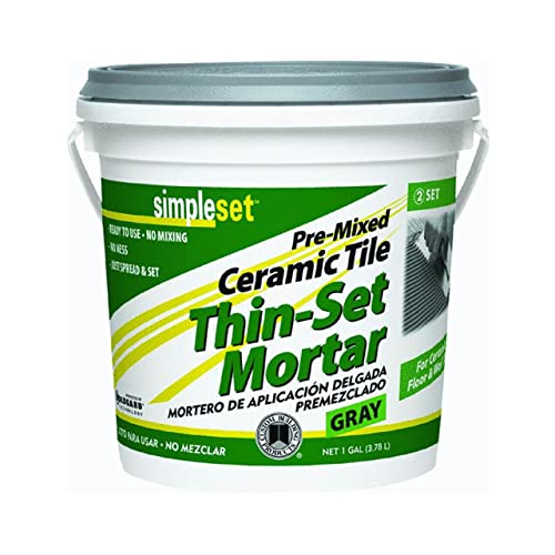 Thinset Mortar: Amazon com