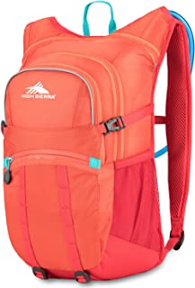 High Sierra HydraHike 20-Liter Hydration Backpack - Hydration Pack with 2-Liter Water Bladder - Ideal as Bike Hydration Pack, Hiking Hydration Pack, Running Hydration Pack