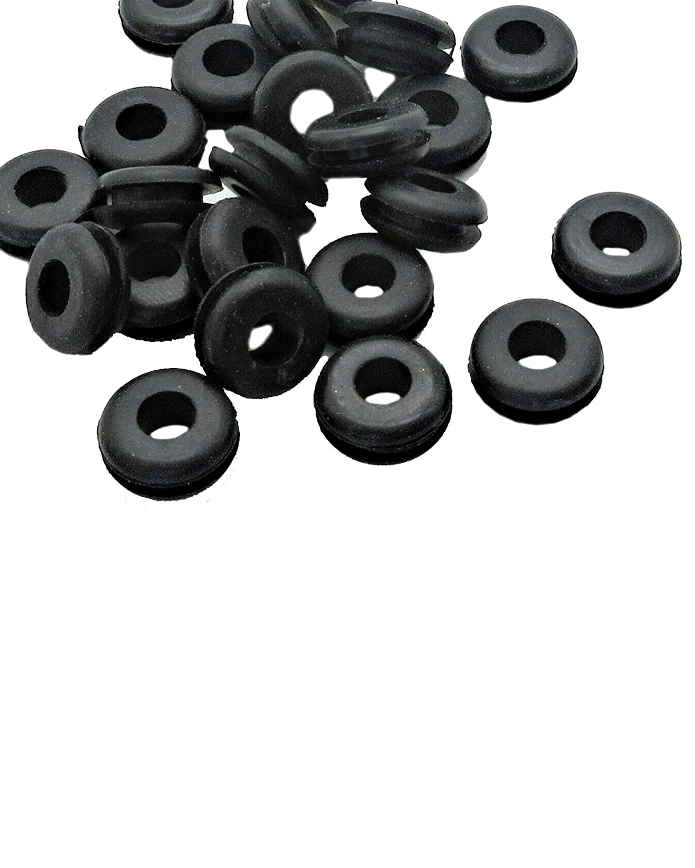 Rubber Grommets for 1 4