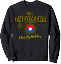 9th Infantry Division - Old Reliables Sweatshirt