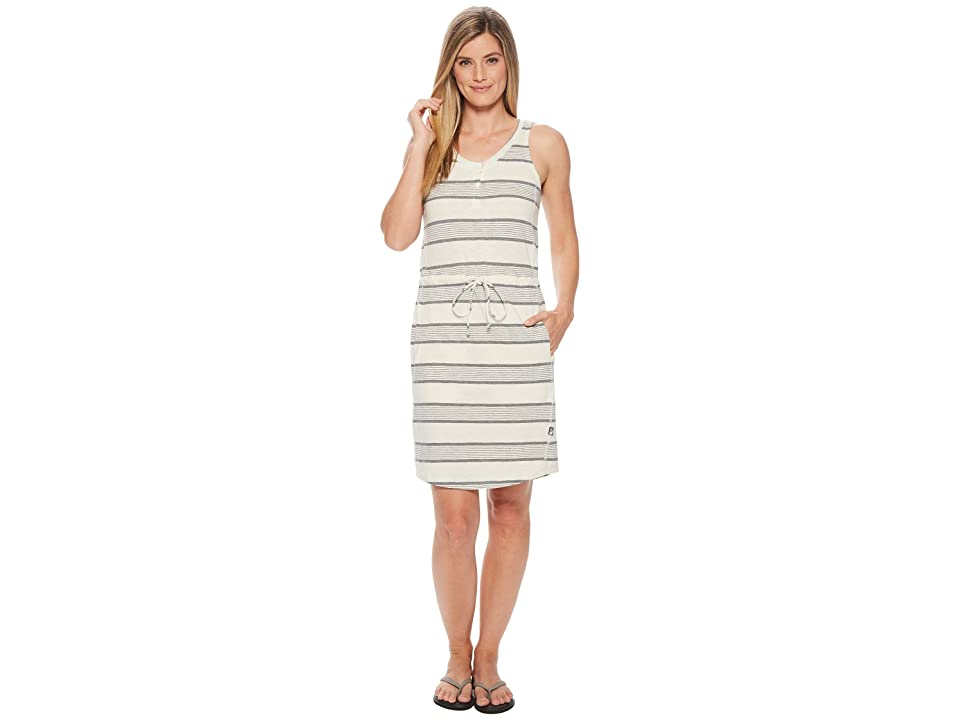 The North Face Sand Scape Dress (Vintage White Stripe) Women
