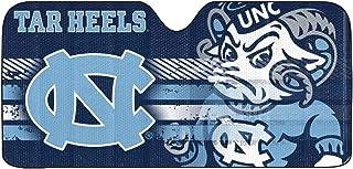 TEK7V Team ProMark NCAA North Carolina Tar Heels Universal Auto Shade