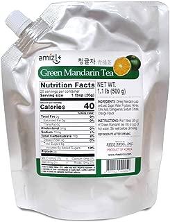 Amizle Green Mandarin Tea, 1.1 Pound
