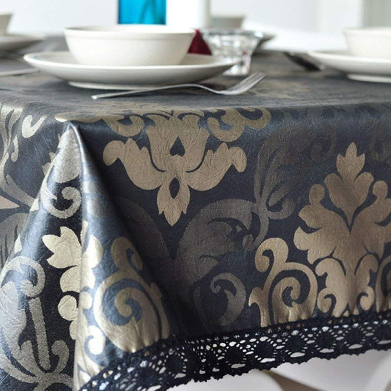 más vendido SED Manteles-Mesa de Mantel de Estilo Europeo Europeo Europeo Grueso manteles Mantel de Mesa Mantel de Tela,C, 140x220cm (55x87 Pulgadas)  oferta de tienda