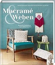 Macramé & Weben: Stylische Homedeko zum Selbermachen