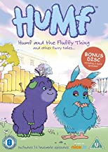 Humf Vol 3 - Humf and the Fluffy Thing 2 Discs