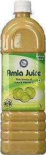 Amla Juice / Indian Gooseberry Juice / Emblica Officinalis 1000 Ml (33.8 Oz) 1 Liter - ★ Rich in Vitamin C - ★ No Artifici...