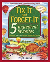 Best fix it and forget it 5 ingredient favorites Reviews