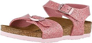 Rio (MICROFASER) - Sandalo a fasce da Bambina BIRKENSTOCK