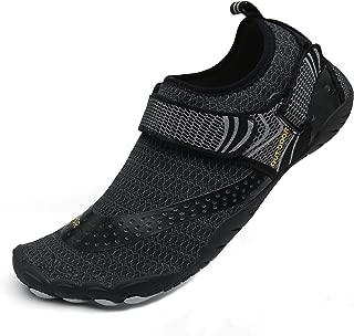 ChayChax Escarpines Zapatos de Agua Hombre Mujer Zapatos de Playa Piscina para Surf Vela Mar R/ío Aqua Cycling Deportes Acu/áticos Nataci/ón Aire Libre